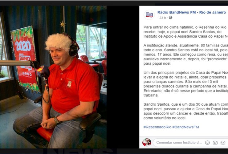 Rádio BandNews FM – 24/12/19